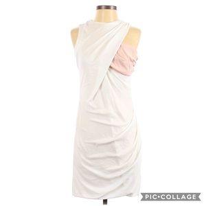 Authentic Yigal Azrouel Silk Draped Sexy Dress